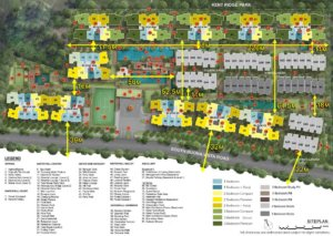 kent-ridge-hill-residences-condo-site-plan-project-detail