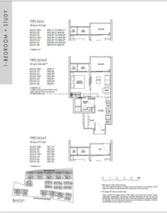 kentridgehillresidences-floor-plan-1study-as1a-517sqft
