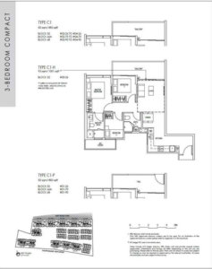 kentridgehillresidences-floor-plan-3-bedroom-c1-1001sqft